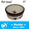 new design ceramic pet dog feeder,pet food bowls