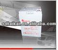 Baterías de plomo para motivo de ciclo profundo aplicación
