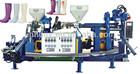 Double color auto PVC rain boot injection machine