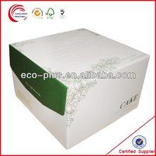 Fashion dot cake boxes