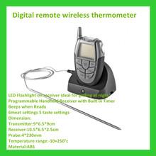 El termómetro con piezas de led digital termómetro pantalla