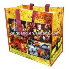Custom make eco tote bags manufacturer in China