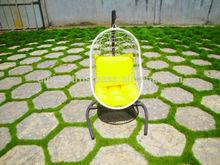 Garden White Swing Chair