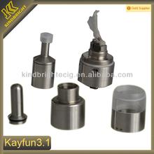 factory price clear tube kayfun lite