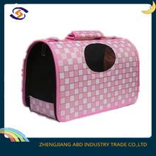 fashion open top pet carrier,toy pet plastic carriers