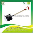 shovel and spade