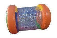 inflatable water park water roller / hot selling pool walking water roller