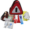 Roadside emergency kit Triangular warning