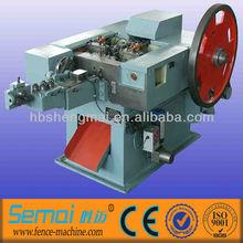 Automatic Steel Nail Making Machine