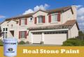 2014 crystone pintura de materiais de construção- casa de pedra pintura estuque