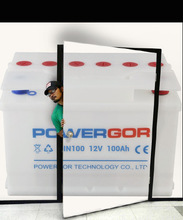 Chinese Battery Supplier of DIN100 12V100AH Dry Charged Car Battery