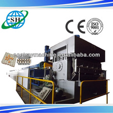 easy to replacement egg tray plant/egg box making machine India/egg holder forming machine
