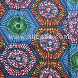 100% cotton fabric ghana kente cloth fabric