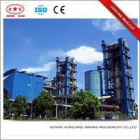 Automatic fiber cement making production line