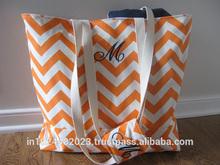 vintage celebrity tote shopping bag 2012