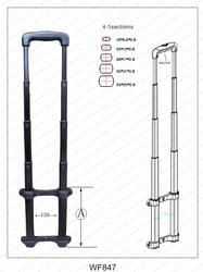 samsonite trolley handle