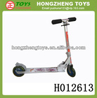 2014 New product,china wholesale,adult kick scooter,All Aluminium Big wheels Super thick ride on toy for 6+kids or