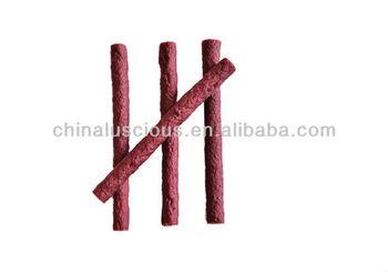 Beef Stick dry dog food beef