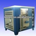 Résistance à haute température de laboratoire four à moufle( boîte.- 1200) pour le chauffage de traitement