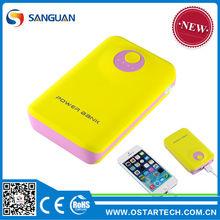 Own mobile power pack smart power bank for blackberry