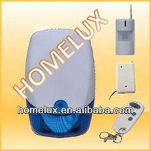 Electronic Exterior Security Warning Flash Alarm Light