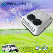 minivan portable small bus roof mount air conditioner Sprinter Fiat Renault VW IVECO