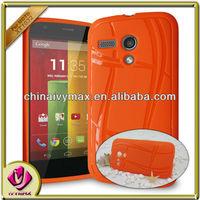2014 hotsale tpu gel skin covers for motorola moto g tpu accesorios para celulares