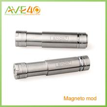 High Quality SS & Brass 510 thread Ehpro Nzonic v3 mod e cigarette E-vape Magneto mod