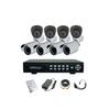 8ch cctv dvr kit,HDMI WD1,960H DVR p2p and 800TVL cctv camera KIT,night vision camera