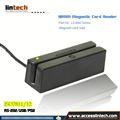 Chine nouveau produit Interface USB lecteur de carte magnétique 3 pistes tête magnétique
