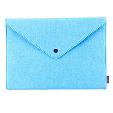 A4 felt fire resistant document bag for promotion