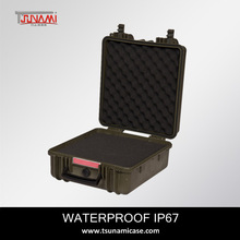 waterproof IP67 shockproof durable plastic protective cases for laptops
