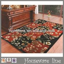 Modern Carpet PP material Decor /Alfombra Flores *HL-CP5003