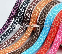 Custom printed grosgrain ribbon wholesale