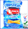 Laminated hot sale food packaging pouches of chips productions