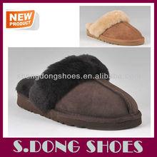 Latest winter nuknuuk sheepskin slipper