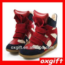OXGIFT wedges sneakers women