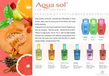 Aqua sol eau de cologne
