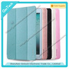 High quality stand cover for ipad air,flip leather case for ipad5