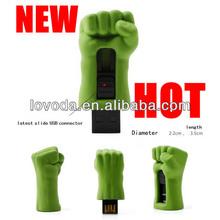 The Incredible Hulk hand fist USB flash drive pen driveLFN-052