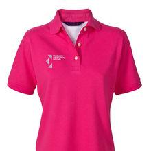 high quality & custom screen heat transfer printing for polo shirt