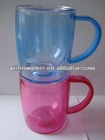 2014 New product clear plastic coffee cups & coffea canephora