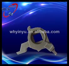 precision aluminum die casting machine part