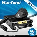 Nanfone cb-40 sou móvel china baratos carro de longo alcance de rádio cb
