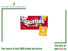 Skittles Fruits 4 x 45g