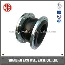Stainless steel rubber flexible joint