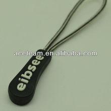 ring zipper pull fashion design for handbag whosale