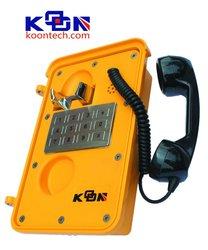 Explosion proof phone Koontech KNSP-11 touch screen phones