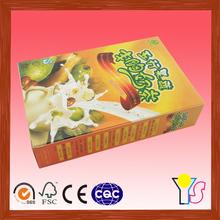 2014 new customization Cost savings milk paper box