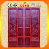 Latest Modern Sliding Mirror Wood Bedroom Wardrobe Door Design CD-27